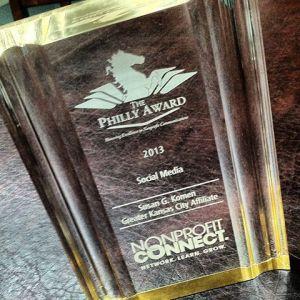 NPC Social Media Award