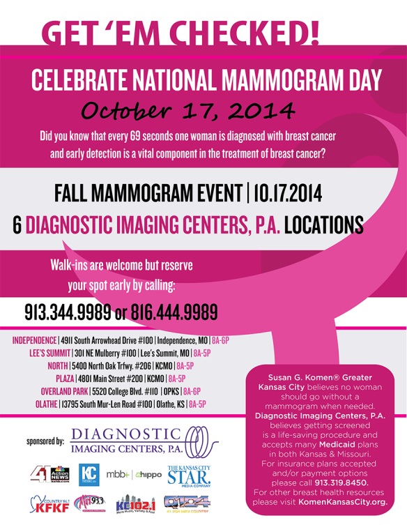 2014FallMammogramParty