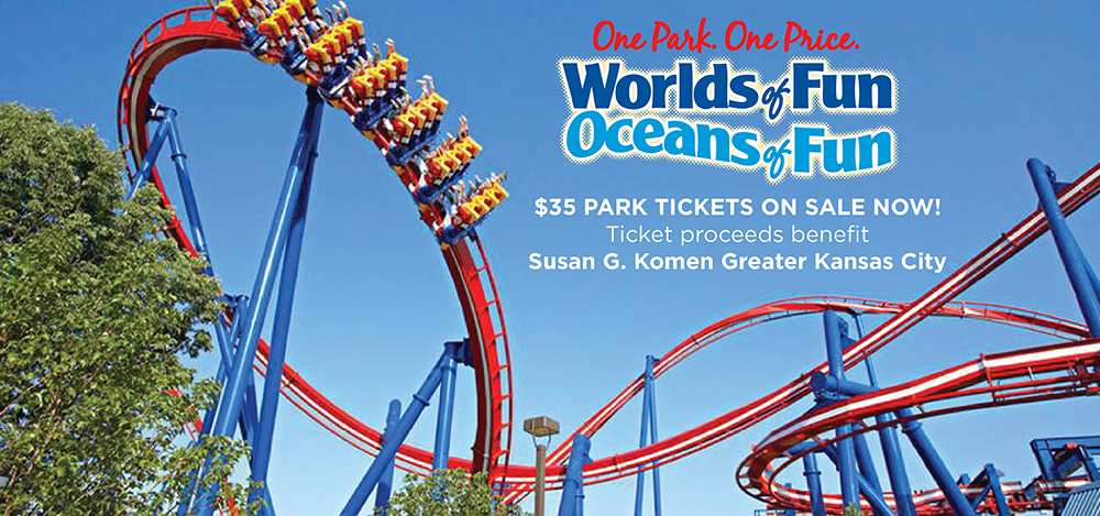 $35 All Day Worlds of Fun Passes on Sale Now; Proceeds ...