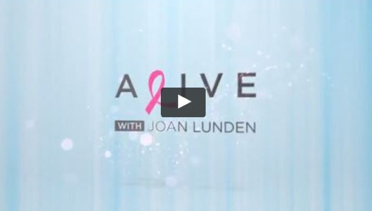 Joan Lunden - Alive Video Graphic