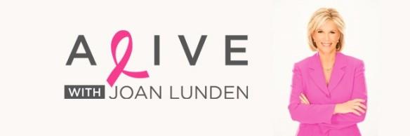 Joan Lunden - Alive