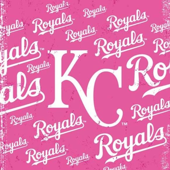 Pink Royals Backround