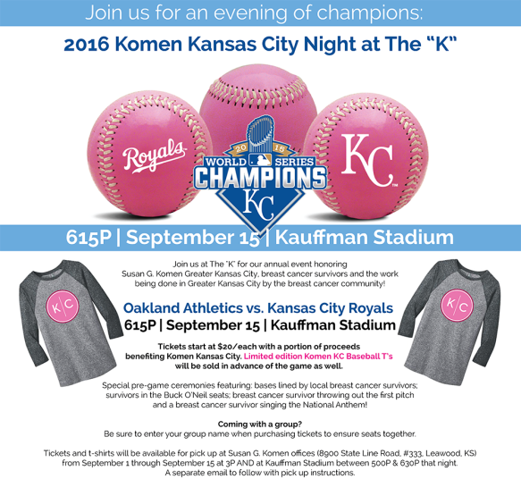 2016 Komen KC Night at The K - Event Graphic - Revised